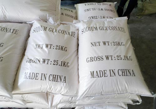 Sodium Gluconate Manufacturer