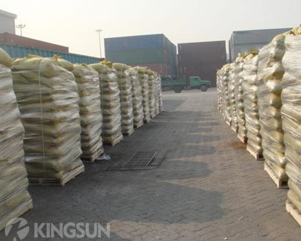 Sodium Lignosulphonate to Iraq