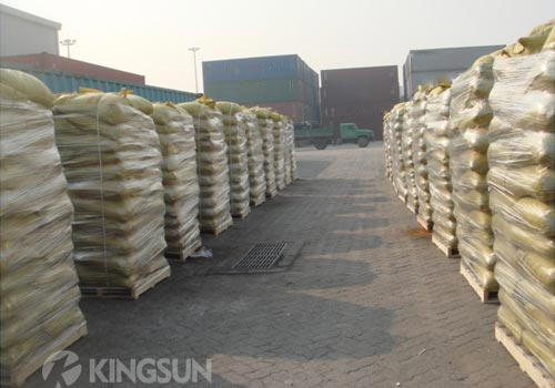 sodium lignosulfonate to Iraq