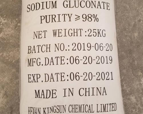 Sodium Gluconate Supplier