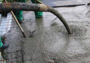 Sodium Naphthalene in Concrete