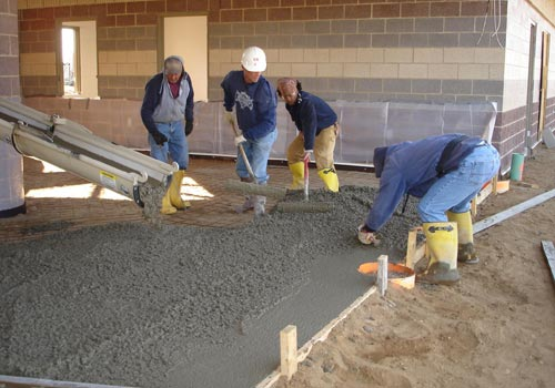 Kingsun PNS Superplasticizer Uses in Concrete