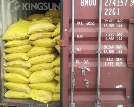 Kingsun Sodium Lignin Sulfonate to Vietnam