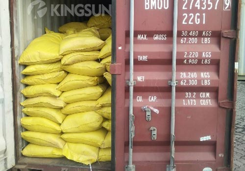 Kingsun Sodium Lignin Sulfonate to Vietnam