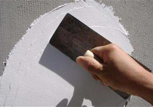HPMC in Wall Putty