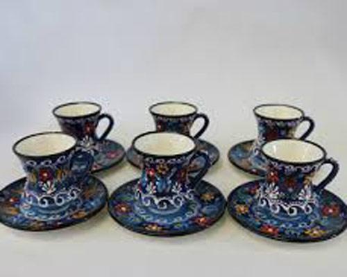 In Ceramic