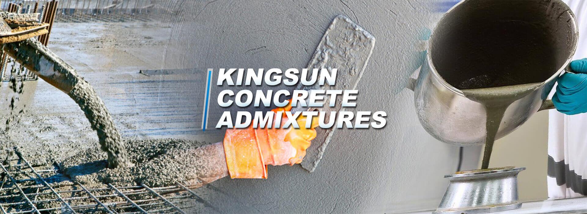 Concrete Admixtures Manufacturer