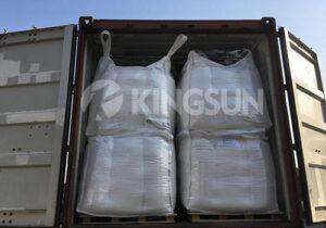 sodium gluconate jumbo bag pallet