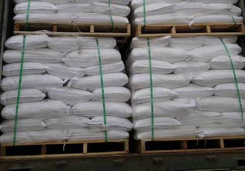 sodium gluconate to Israel